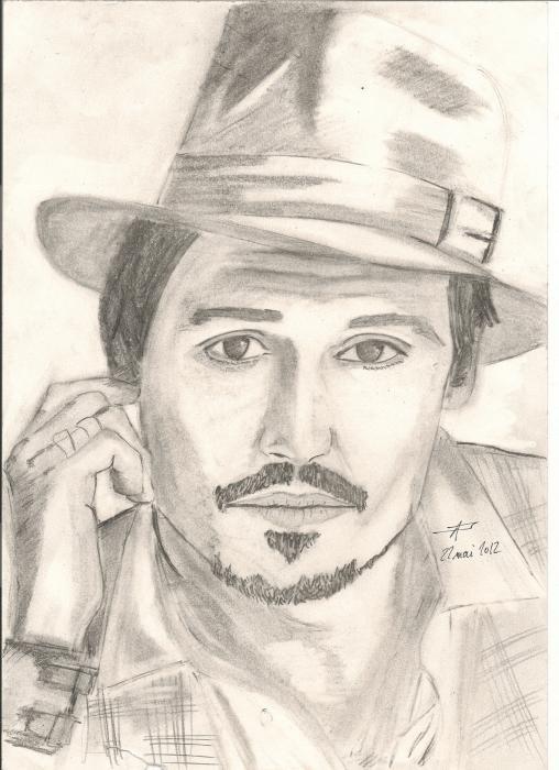 Johnny Depp par tyfus88